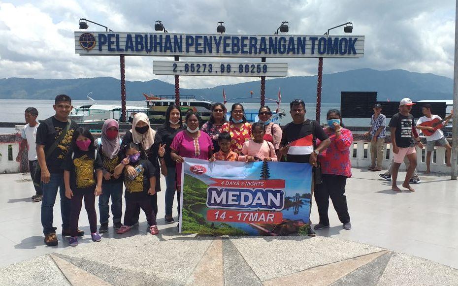 Paket Wisata Medan Tour Danau Toba Lengkap 5 Hari 4 Malam